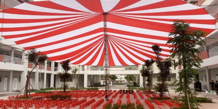 Cho thuê dù sự kiện giá rẻ tại Khánh Hòa
