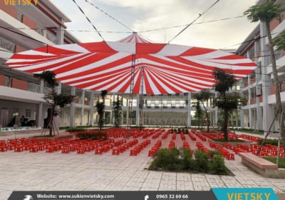 Cho thuê dù sự kiện giá rẻ tại Lâm Đồng