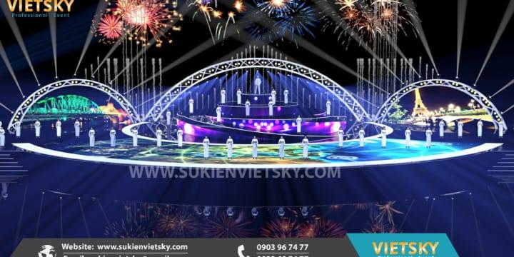 Cho thuê sân khấu sự kiện giá rẻ tại Khánh Hòa