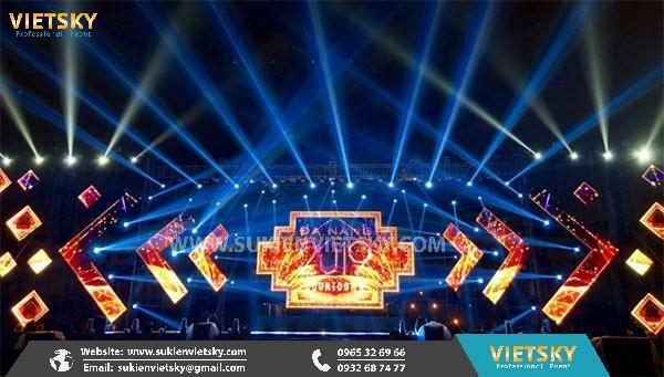 Cho thuê sân khấu sự kiện giá rẻ tại Kiên Giang