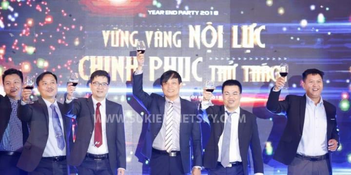 Dịch vụ tổ chức tiệc tất niên chuyên nghiệp tại Yên Bái