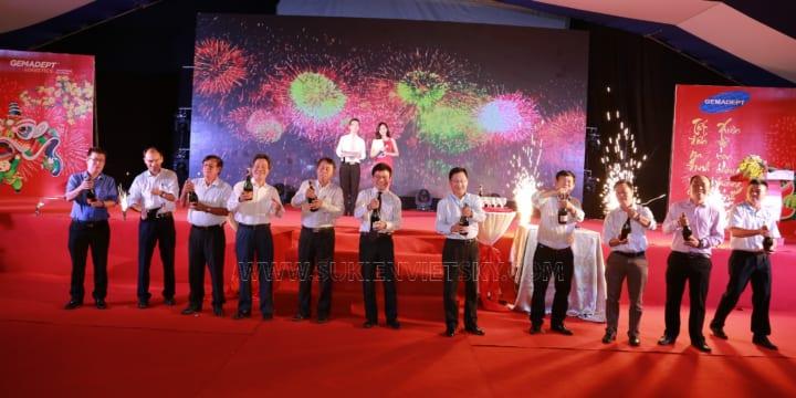 Công ty tổ chức tiệc tất niên chuyên nghiệp tại Thái Bình