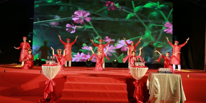 Tất niên   Công ty tổ chức tất niên giá rẻ tại Yên Bái