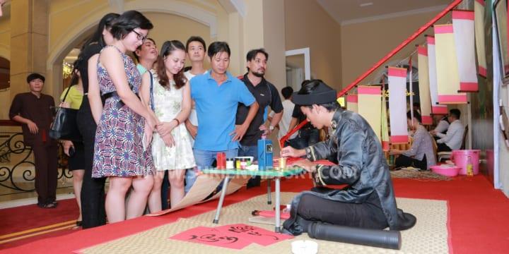 Tổ chức tiệc tất niên giá rẻ tại Khánh Hòa